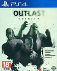 New Sony PS4 Games Outlast Trinity HK version English Subtitle
