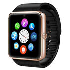 GT08 Bluetooth Smart Wrist Watch GSM Phone For Android IOS IPhone Smartphone God For Sale