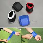 1Pair Adjustable Sports Wristbands Wrist Support Wrap Gym Wrist Protector Bracer