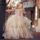 Vintage Ball Gown Flower Girl Dresses For Weddings Mint Toddler Pageant Dresses