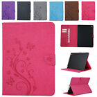 "Embossing Magnetic Smart Case Cover Skin for iPad Mini 1 2 3 4 Air Pro 9.7"" Tab"