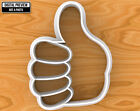 Like Hand Thumbs Up Cookie Cutter, Selectable sizes