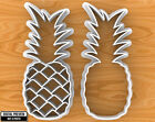 Pineapple (with internal details or outlined) Cookie Cutter, Selectable sizes
