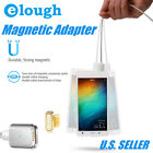 2.4A Magnetic Fast Charger Nylon Android Adapter USB Cable Lot SYNC By eLough