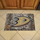 NHL - OUTDOOR CAMO SCRAPER MAT - CHOOSE YOUR FAVORITE TEAM!