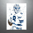 Troy Aikman Dallas Cowboys Poster FREE US SHIPPING $14.99 USD on eBay