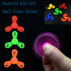 Mini Small Kids Fidget Hand Spinner Children Focus Gyro Wonderful Gift