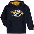 Nashville Predators KIDS (sz4-7) Prime Hooded Sweatshirt - Navy
