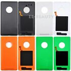 New Back Housing Rear Battery Case Cover Shell Door For Nokia Lumia 830 with Qi