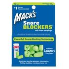 Mack's Snore Blockers Ear Plugs