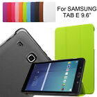 Folio Ultra Slim Case Cover For Samsung Galaxy Tab E 9.6 Inch T560 T561 Tablet