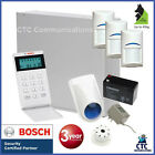 Bosch Solution 2000 Alarm System With 3 X Gen 2 Tritech Detectors+ Icon Code Pad
