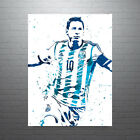Lionel+Messi+Argentina+World+Cup+Futbol+Soccer+Jersey+Poster+FREE+US+SHIPPING