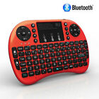 Rii i8+ BT Mini Wireless Bluetooth Backlight Touchpad Keyboard with Mouse Combo фото