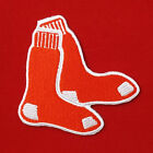 """*3.1 8""""X1p. boston red sox twin socks circle embroidered iron on sew patch badge"""