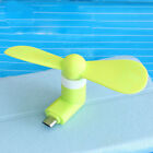 Mini Micro USB Portable Mini Electric Fan Cool For Android Phone Samsumg LG HTC