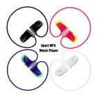 high quality W262 mp3 sport wireless headset MP3 music Player  sport music playe