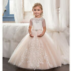 Flower Girls Dresses For Wedding Girls Pageant Gowns First Communion Dresses