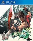 New Sony PS4 Games GUILTY GEAR XRD REV 2 HK version Chinese/Japanese Subtitle