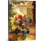 Premium Thick-Wrap Canvas Wall Art entitled Come on In