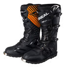 ONeal Rider Adults Motocross Enduro Off Road Dirt Bike Boots Black Size 45