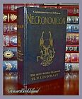Necronomicon by H.P. Lovecraft Commemorative New Deluxe Leather Bound Hardcover