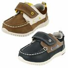 Clarks Boys First Shoes - Deck Flex