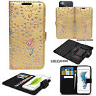 Wallet Book Flip Leather Universal Case Cover For Various Vodafone Mobile Phone