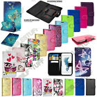 For Various LG Mobile Phones Universal Leather Stand Wallet Cover Phone Case