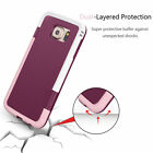 Shockproof Rugged Hybrid TPU Protective Case Cover For Samsung Galaxy S6 GS6