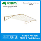 Austral Compact 28 Wall Mounted Clothesline Clothes Line FREE DELIVERY