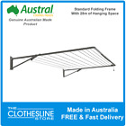 Austral Standard Clothesline Wall Mounted Clothes Line FREE DELIVERY!