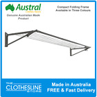 Austral Slenderline 20 Wall Mounted Clothesline Clothes Line FREE DELIVERY