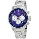 Invicta S1 Rally Chronograph Blue Dial Mens Watch - Choose color