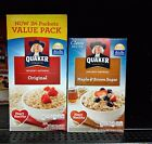 nutritional value of instant oatmeal - QUAKER ~ Instant Oatmeal – Many Varieties!