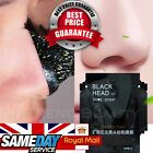 Charcoal Activated Peel-off Black Blackhead Spot Remover Clean Face Nose Mask UK