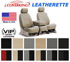 Coverking Leatherette Custom Seat Covers Lincoln MKZ