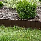FENCE Lawn Edge Border Palisade Garden Edging Fencing Frost Proof Length 5.9m