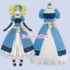 Black Butler Elizabeth Luxury Liner Party Dress Uniforms Cosplay Costume