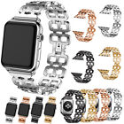 For Apple Watch Series Stainless Steel Strap Bracelet Watch Band 1/2 38/42mm ☇