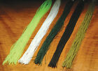 HEDRON'S PERFECT RUBBER SILICONE LEGS FOR  FLY AND JIG TYING YOU PICK COLOR