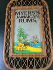 Myers's Jamaican Rums Mirror Decorative Wall Sign