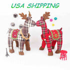 School Kid Child Toy Birthday Holiday Gift Lovely Scotland Elk Plush Home Decro