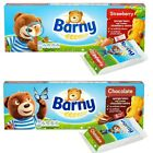 Barny Sponge Bears Individually Wrapped Snack Lunch Box Treat 5 x 30g
