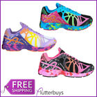 New Bright Womens Trainers Jogging Sports Running Shoes Gym Fitness Exercise