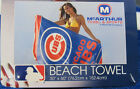 """MLB Beach Towel 100% Cotton 30"""" by 60"""" by WinCraft -Select- Team Below"""