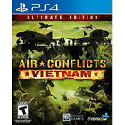 Air Conflicts: Vietnam -- Ultimate Edition (Sony PlayStation 4, 2014)