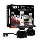 H1/H4/H7/H11/9005/9006 LED Headlight Bulbs High/Low Conversion KIT 6000K White