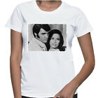 Mary Tyler Moore Elvis Presley 1969 Change of Habit t shirt