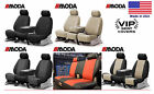 Coverking Synthetic Leather Custom Seat Covers Volvo V70 VX70